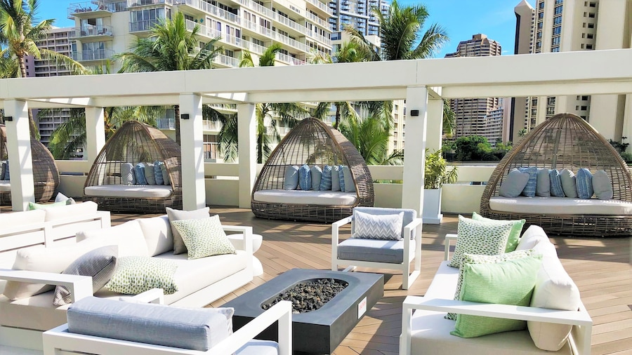 Luana Hawaii at Ala Moana Hotelcondo