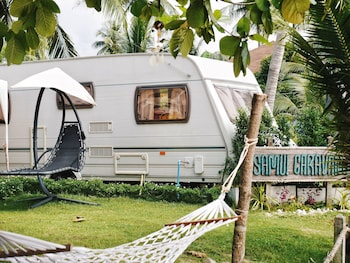 Samui Caravans Beach Camp