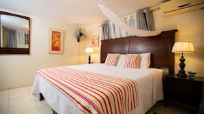 1 bedroom, pillowtop beds, in-room safe, individually decorated