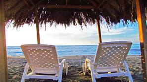 Playa privada cerca