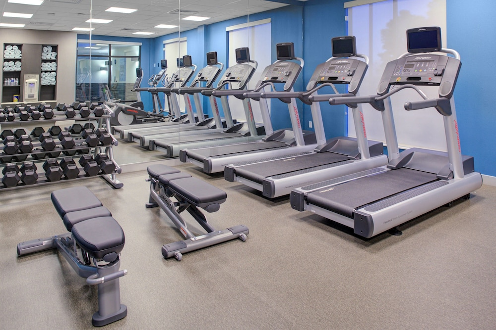 Fitness Facility, Fairfield Inn & Suites by Marriott Flagstaff Northeast