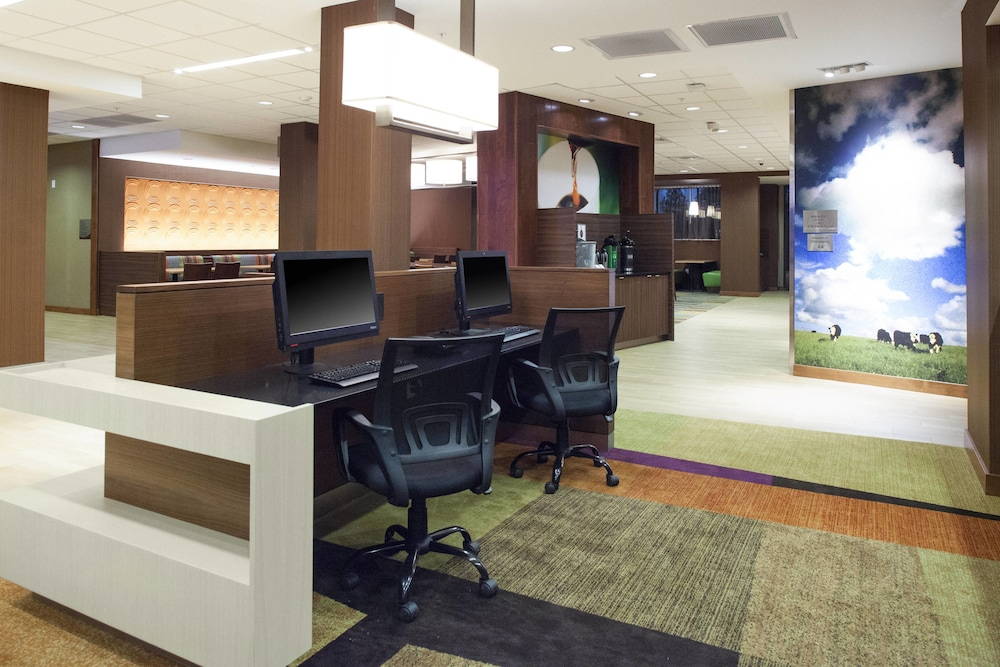Business Center, Fairfield Inn & Suites by Marriott Flagstaff Northeast