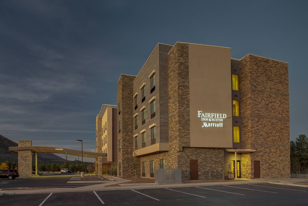 Exterior, Fairfield Inn & Suites by Marriott Flagstaff Northeast