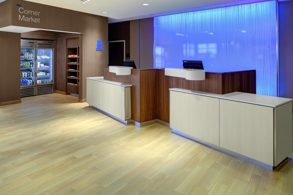 Lobby, Fairfield Inn & Suites by Marriott Flagstaff Northeast