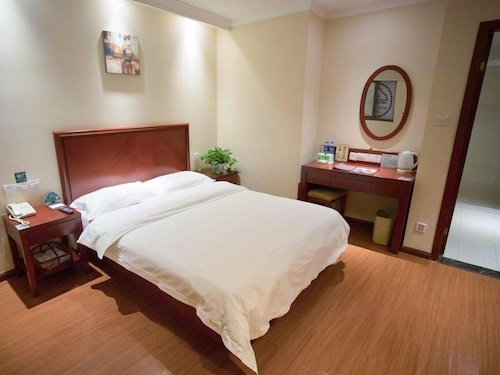 Greentree Inn Suzhou Station Hotel