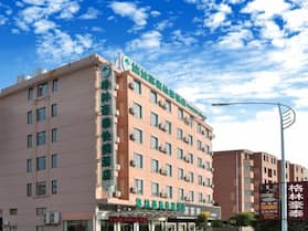 GreenTree Inn Taizhou Tiantai Bus Station Express Hotel