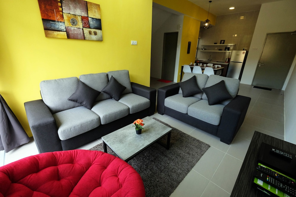 Living Room, Play Residence at Golden Hills