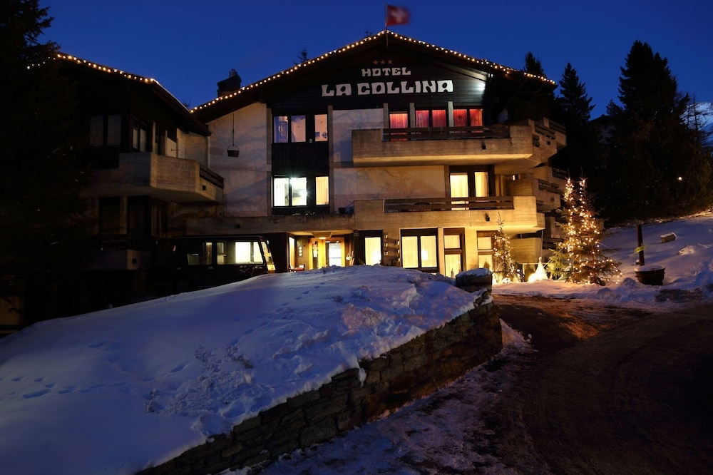 Front of Property - Evening/Night, Hotel La Collina