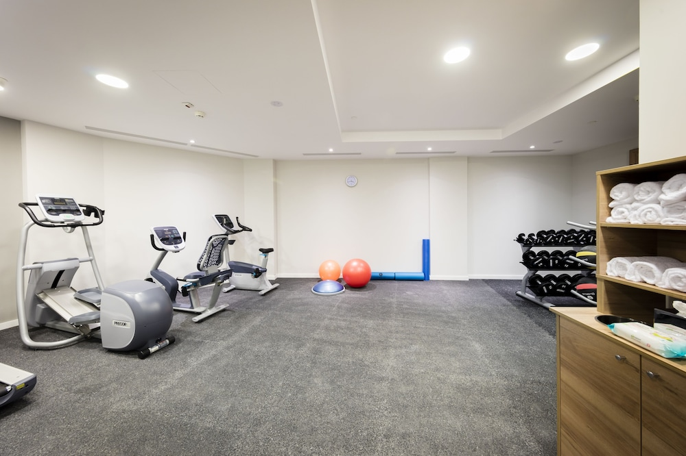 Fitness Facility, Hilton Garden Inn Bucharest Old Town