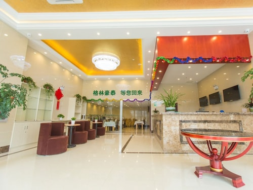 GreenTree Inn New District Hospital of People s Hospital MingLiu Express Hotel