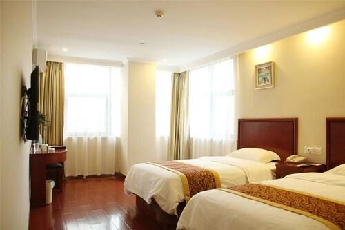格林豪泰江蘇省鹽城市濱海歐堡利亞城市廣場商務酒店