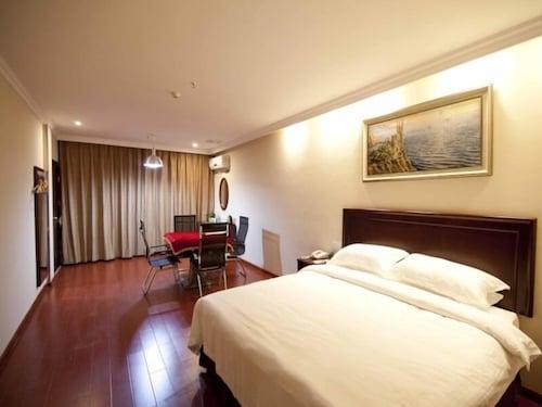 GreenTree Inn TaiZhou XianJu Passenger Center West HuanCheng Road Express Hotel