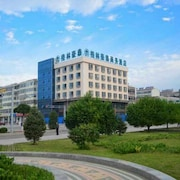 GreenTree Inn Xizhou Fanshi County Bus Station Hotel