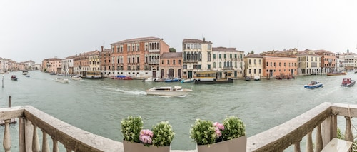 Venice View On Grand Canal