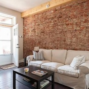 The Hill' Stls Italian Nbrhd. Great Central Location!! Sleeps 4, 1st Fl
