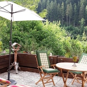 *** Star Apartment, Large Terrace in the Southern Slope With Panoramic Views in Rurseenähe