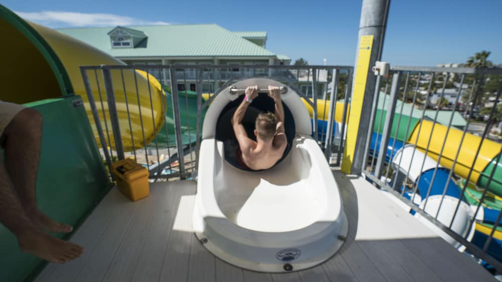 Waterslide, New Hotel Collection Harbourside