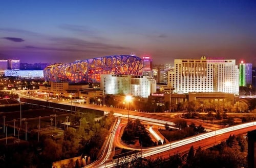 V-continent Beijing Parkview Wuzhou Hotel