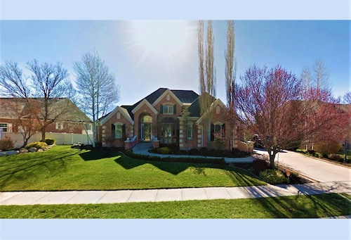 Great Place to stay Luxury Estate with Mountain Views near South Jordan