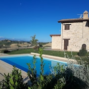 Villa With Pool 15 km From the sea