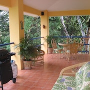 Picturesque 2 Bedroom Riverfront Villa In Sierpe - Renting Again!