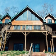 Serene Retreat 15 Min To Black Mtn 25 Asheville Steps From Natl Forest
