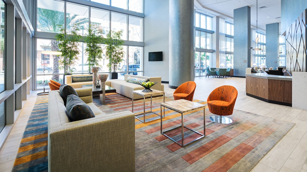 Lobby Sitting Area, Hyatt Place St. Petersburg / Downtown