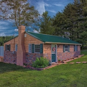 Luxury Lodging in the Hocking Hills Eagle View Lake House