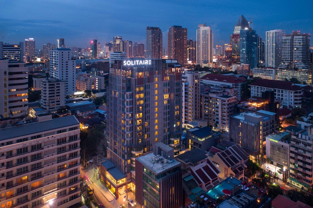 View from Property, Solitaire Bangkok Sukhumvit 11