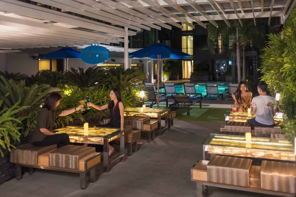 Terrace/Patio, Solitaire Bangkok Sukhumvit 11
