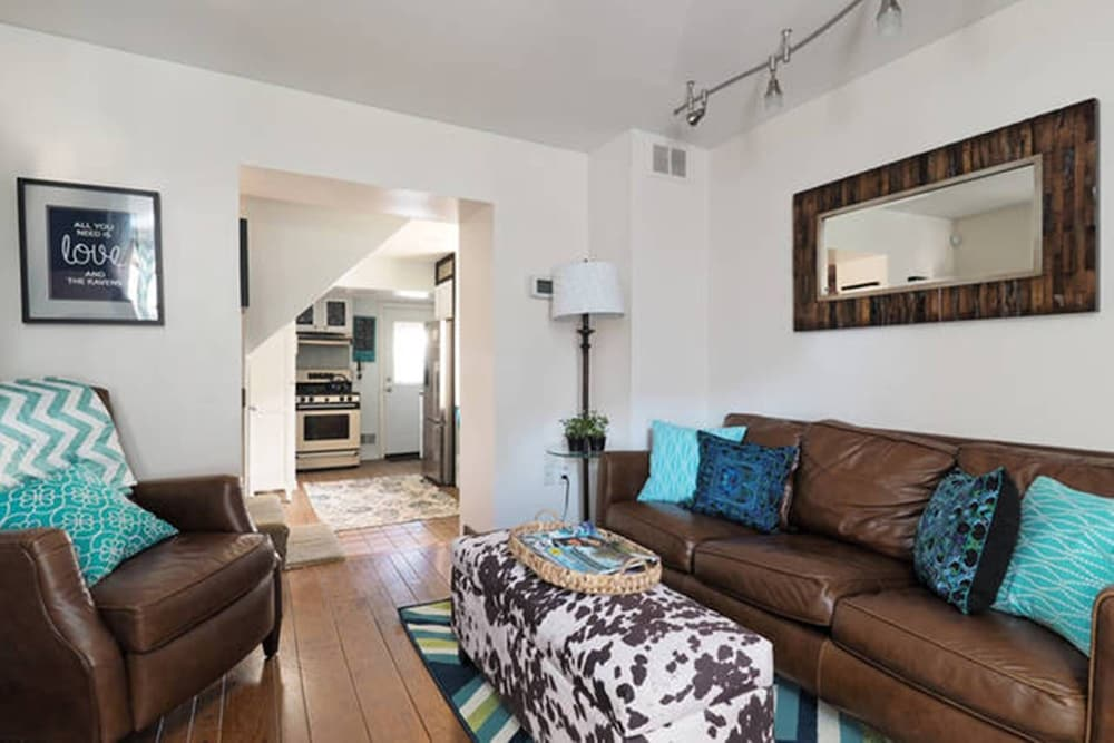 Bmore At Home In Federal Hill With Parking Lux Rowhouse On Cross