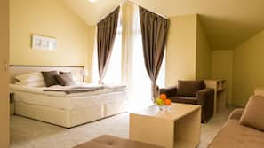 Desk, free cribs/infant beds, free WiFi, wheelchair access