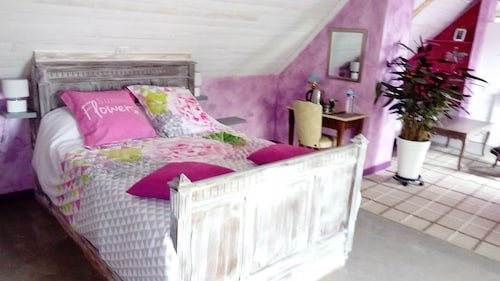 Host of the Attic Bedroom