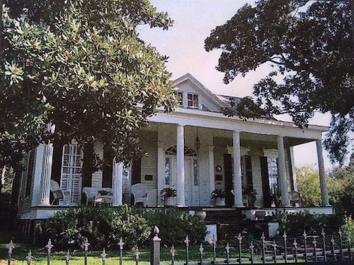 Check Expedia for Availability of Family Friendly Magnolias Mansion In Historic Jefferson, Texas - Sleeps 12-14
