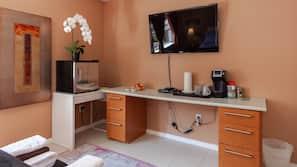 1 dormitorio, tabla de planchar con plancha, wifi