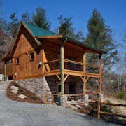 Laurel Mountain Retreat - Elk Path by RedAwning