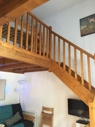 T2 Apartment Mezzanine Open 4/6 People, Wifi and Large Terrace ...