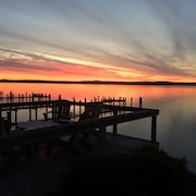 Waterfront house with amazing views Top of the Chesapeake, MD's best kept secret