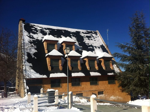 Cottage in Sierra Nevada Guejar saw up to 14 People