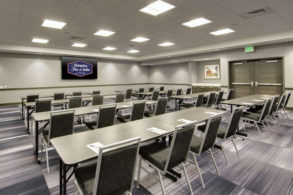 Meeting Facility, Hampton Inn & Suites Fort Worth Downtown
