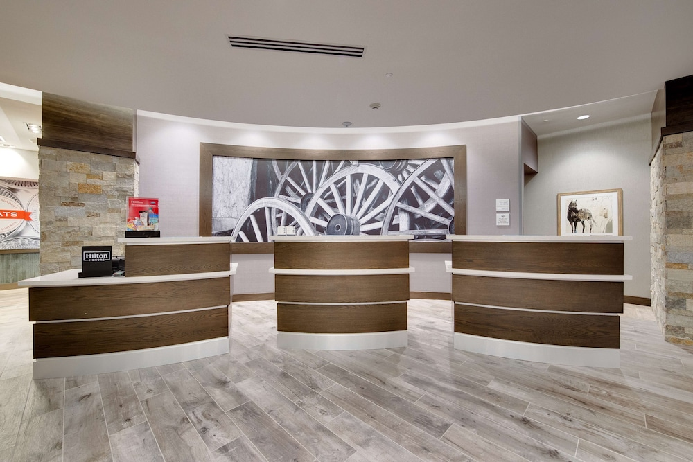 Reception, Hampton Inn & Suites Fort Worth Downtown
