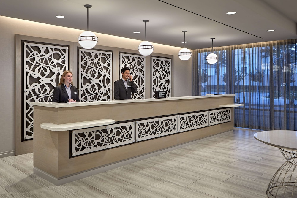 Reception, Homewood Suites by Hilton Long Beach Airport