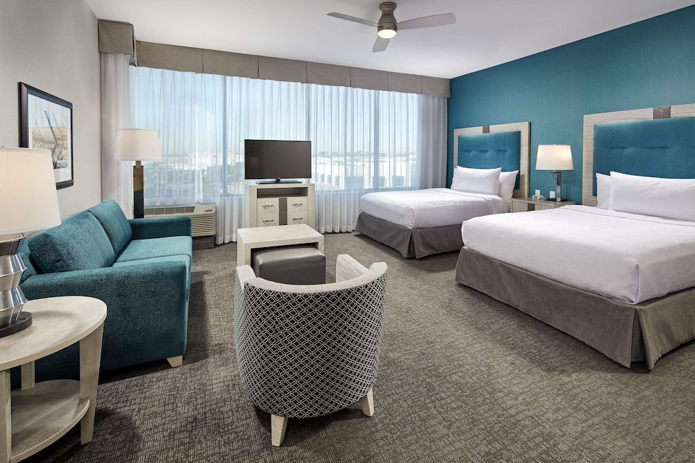 Room Amenity, Homewood Suites by Hilton Long Beach Airport