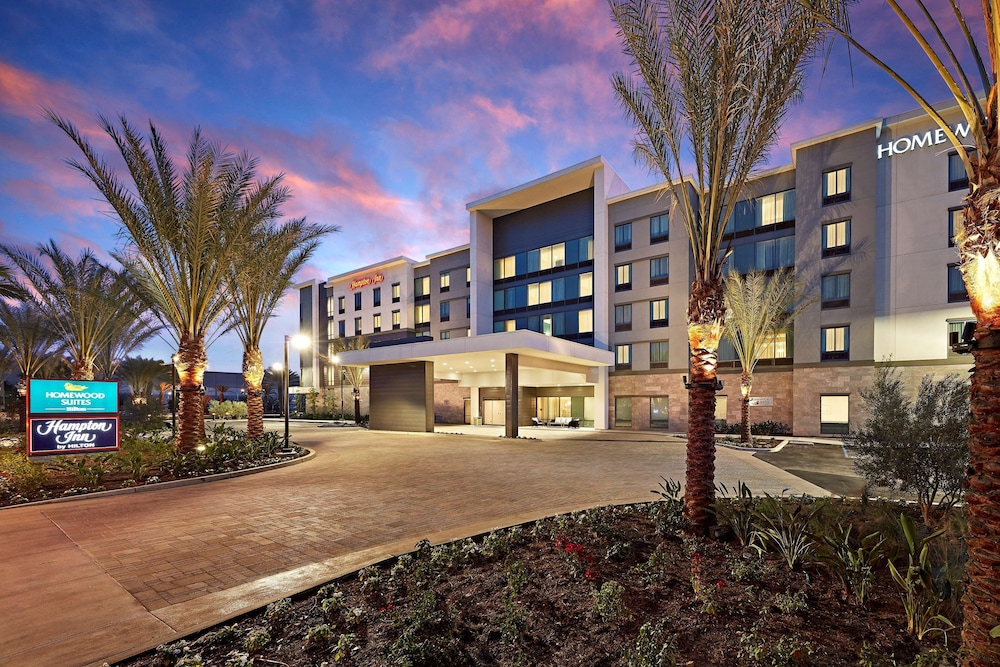 Exterior, Homewood Suites by Hilton Long Beach Airport