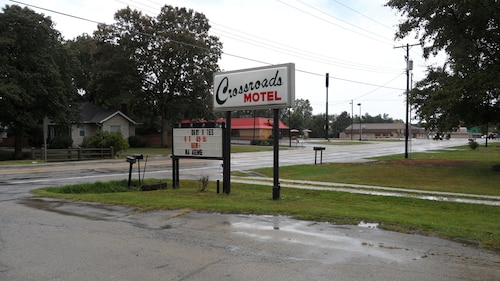 Check Expedia for Availability of CROSSROADS MOTEL RUSHVILLE