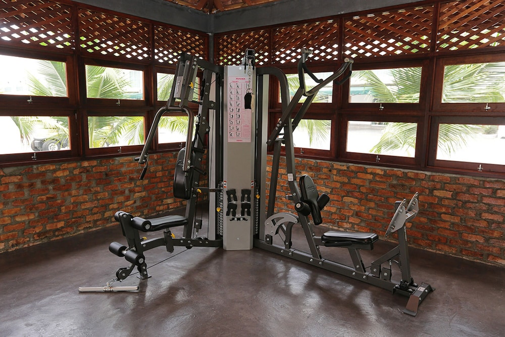 Gym, Tasik Villa International Resort