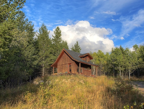 Fox Creek Cabin in the Woods