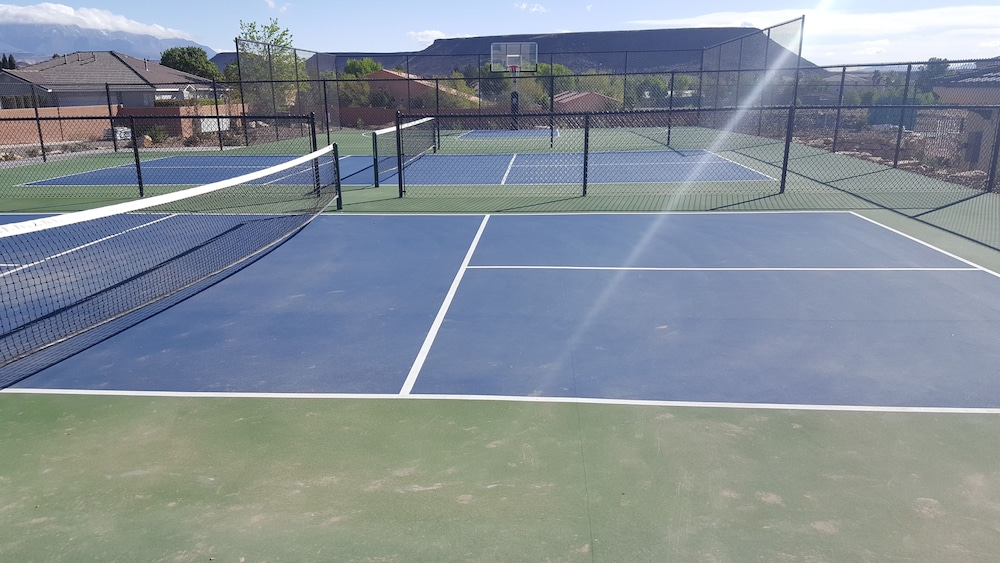 Sport Court, Estancia Resort! New Beauty in St George With Heated Pool and Pickleball