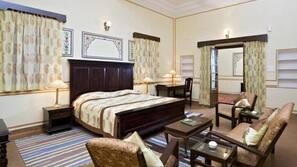 1 bedroom, minibar, desk, free WiFi