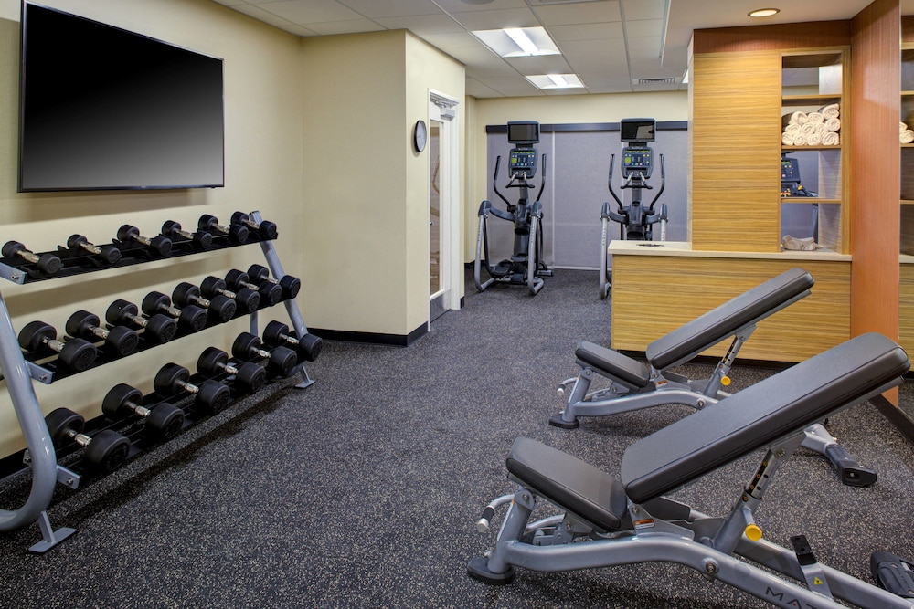 Fitness Facility, TownePlace Suites by Marriott Phoenix Chandler/Fashion Center